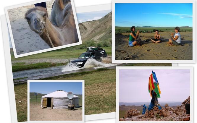 Мальцева Автопробег Монголия