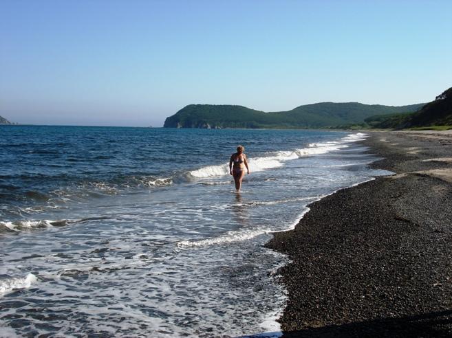 автопутешествие Приморский край