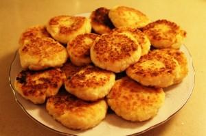 Сырники от Масюк