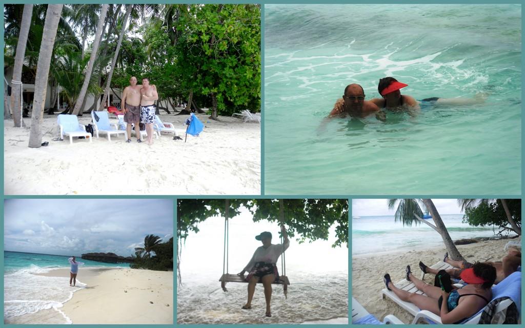 Мальдивы, отель Филалхохи