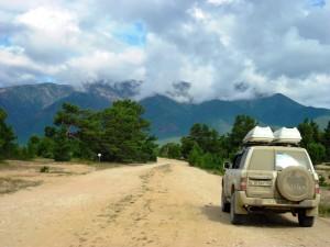Баргузинская долина