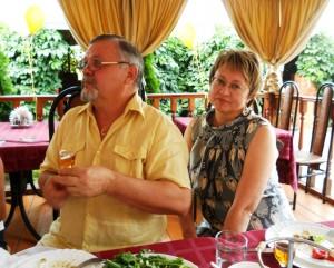 Ильясовы Марсель и Татьяна