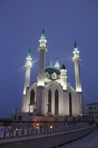 Казань, мечеть Кул Шариф