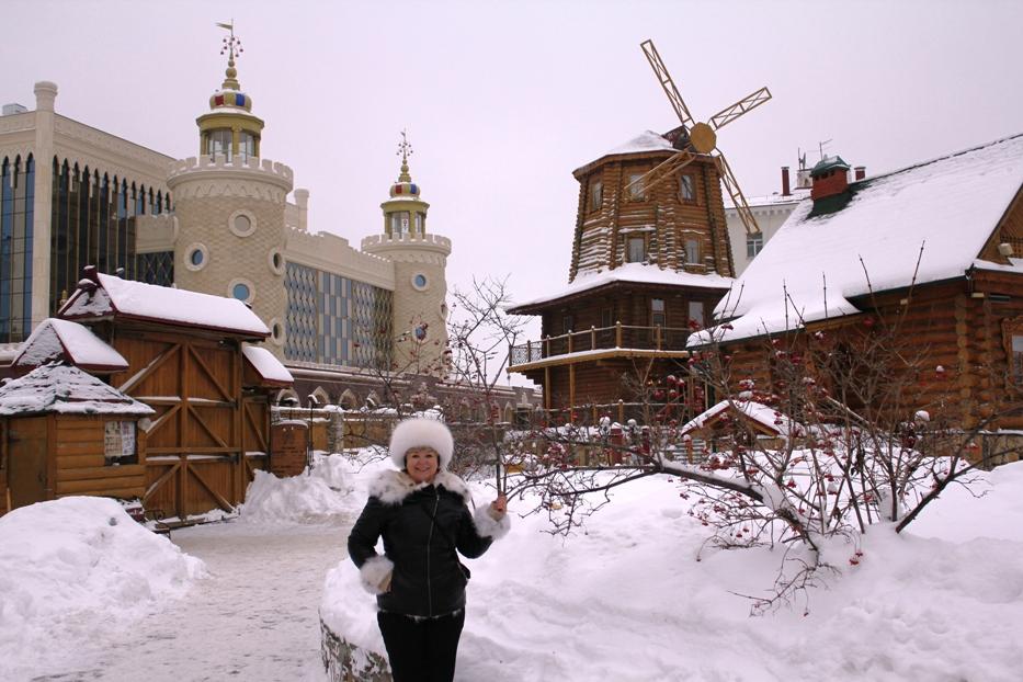 Казань, деревня «Туган авылым»