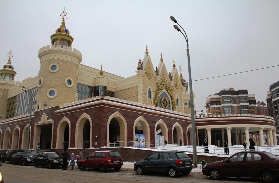 Казань, детский кукольный театр