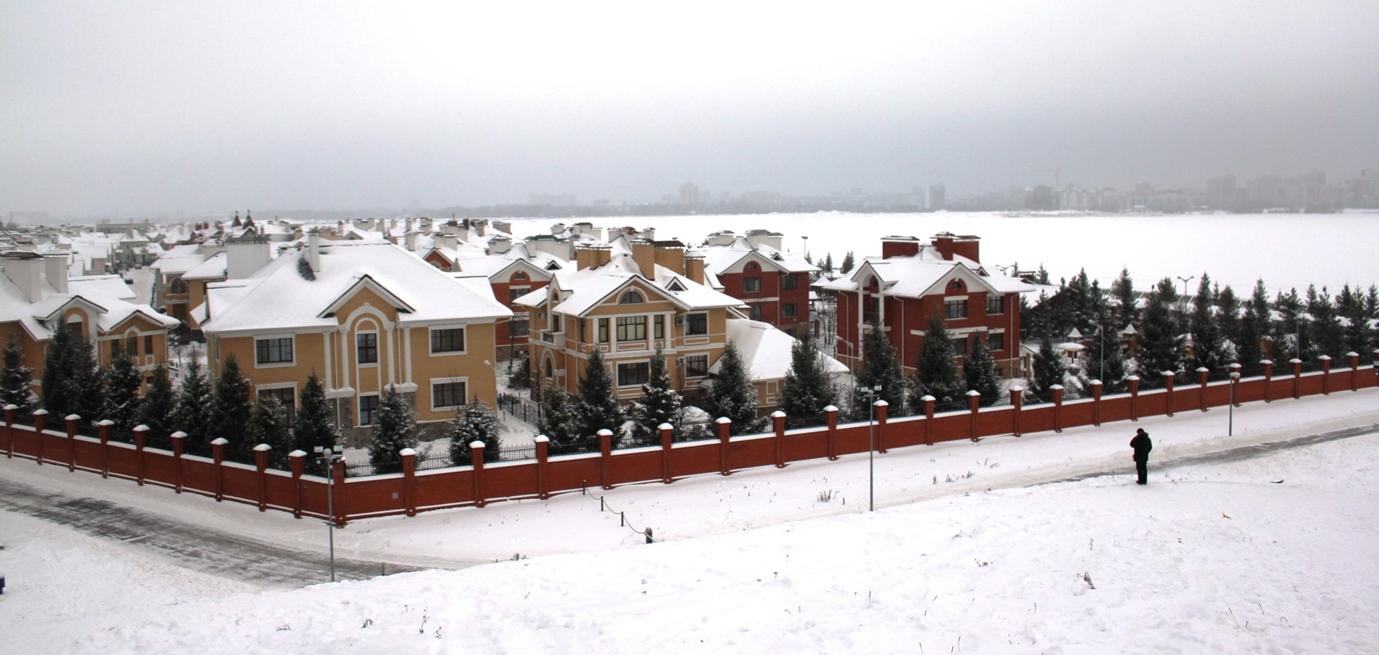 Казань, жилые дома