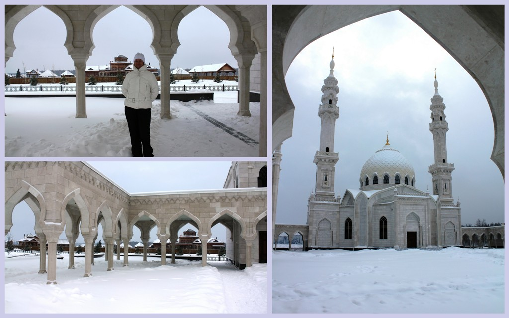 Мечеть, Музей хлеба