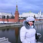Ирина Черная в Москве