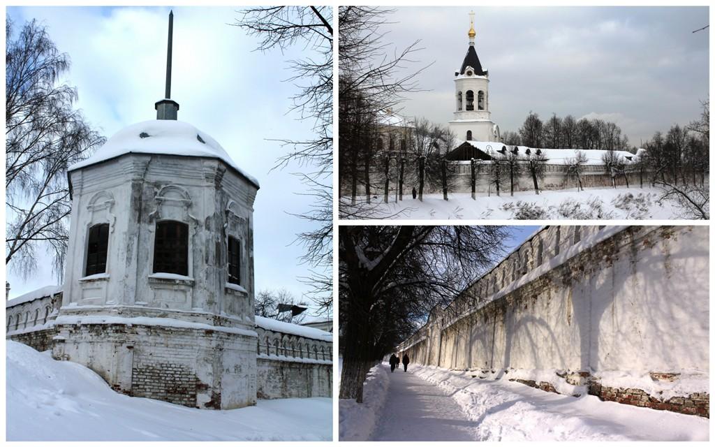Владимир, Богородице-Рождественский монастырь