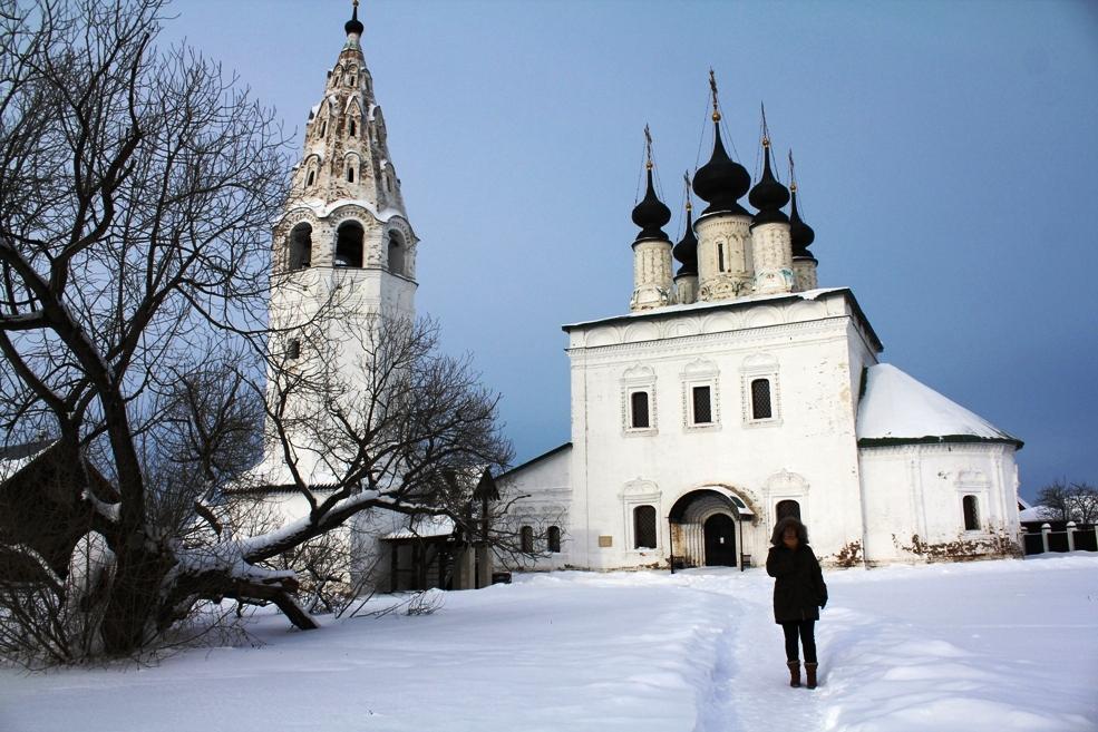 Суздальский Александровский монастырь