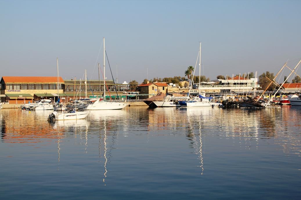 набережная Пафоса, Кипр