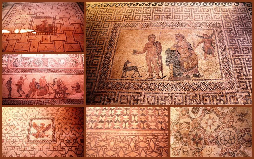 мозаика виллы Диониса, Кипр