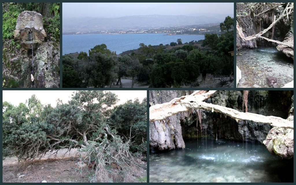 купальня Афродиты, Кипр