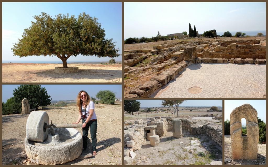 храм Афродиты, Куклия Кипр