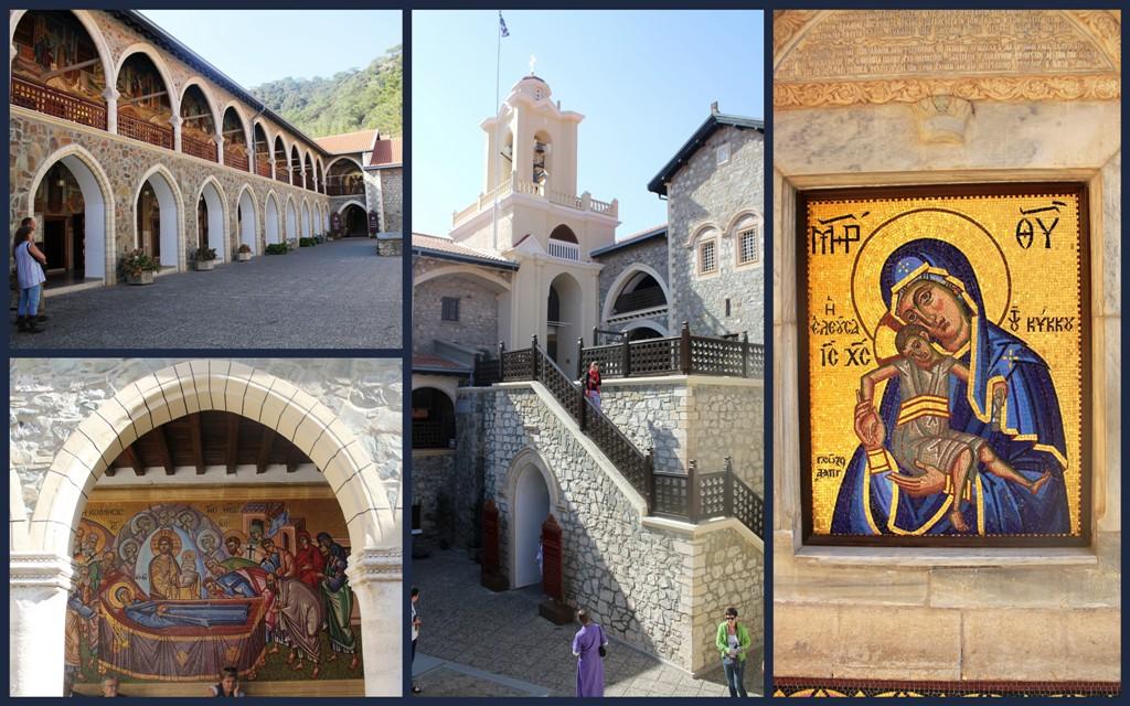 монастырь Пресвятой Богородицы Киккской, Кипр