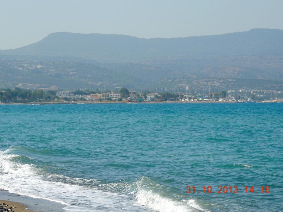 Кипр, Полис, пляж