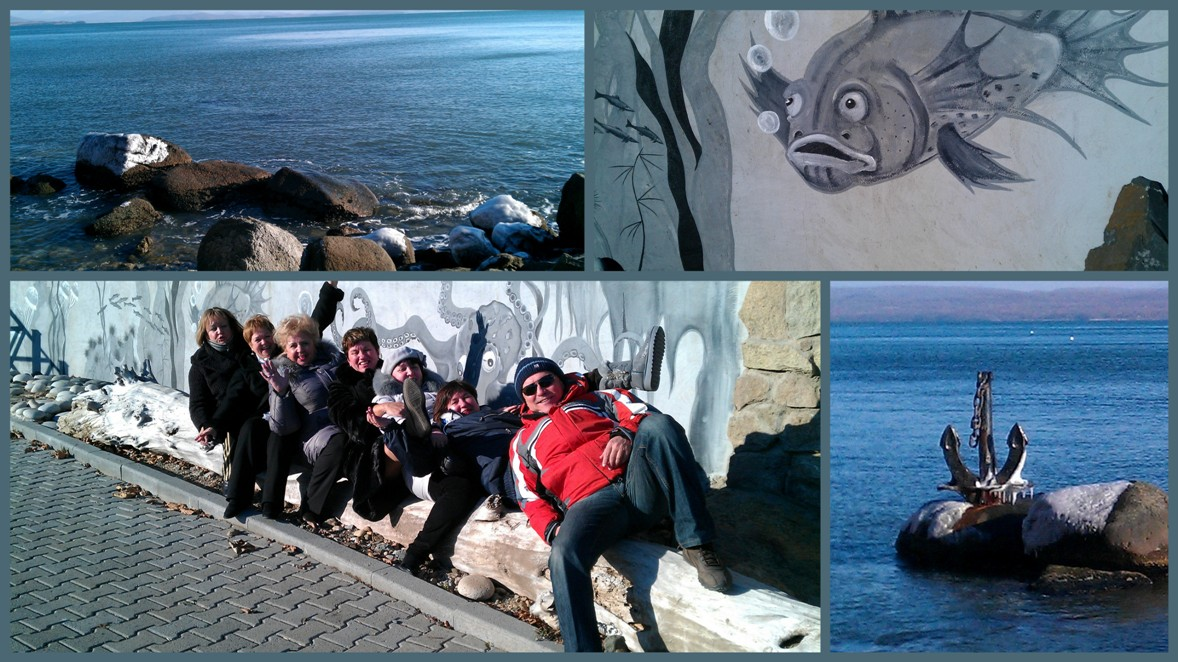 Встречи во Владивостоке