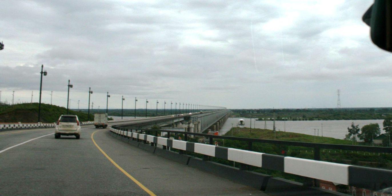 автопробег Моя страна 2009