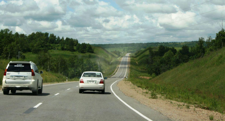 Автопробег Моя страна, 2009, ДВ трасса