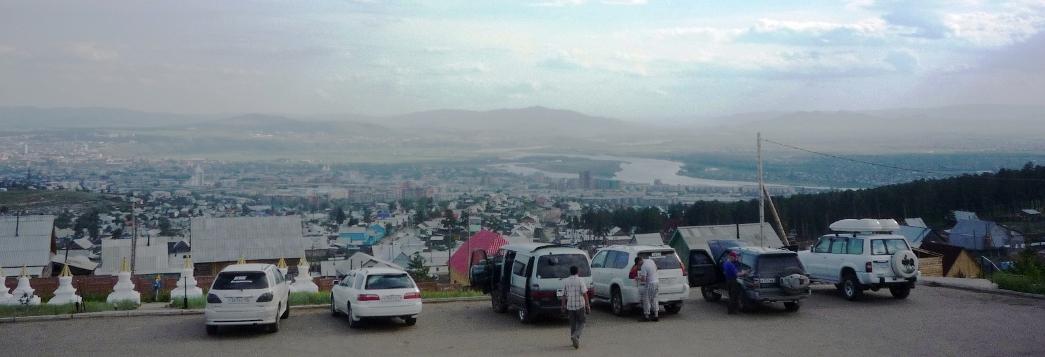 Автопробег Моя страна 2009, Чита- Улан-Уде-Байкал