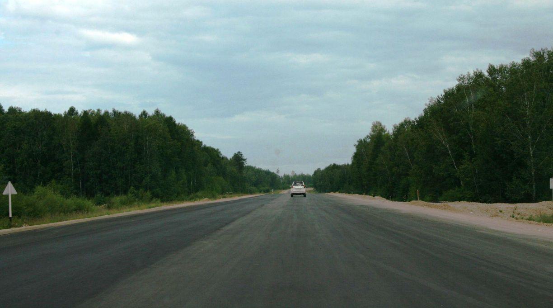 автопробег Моя страна 2009, дальневосточная трасса